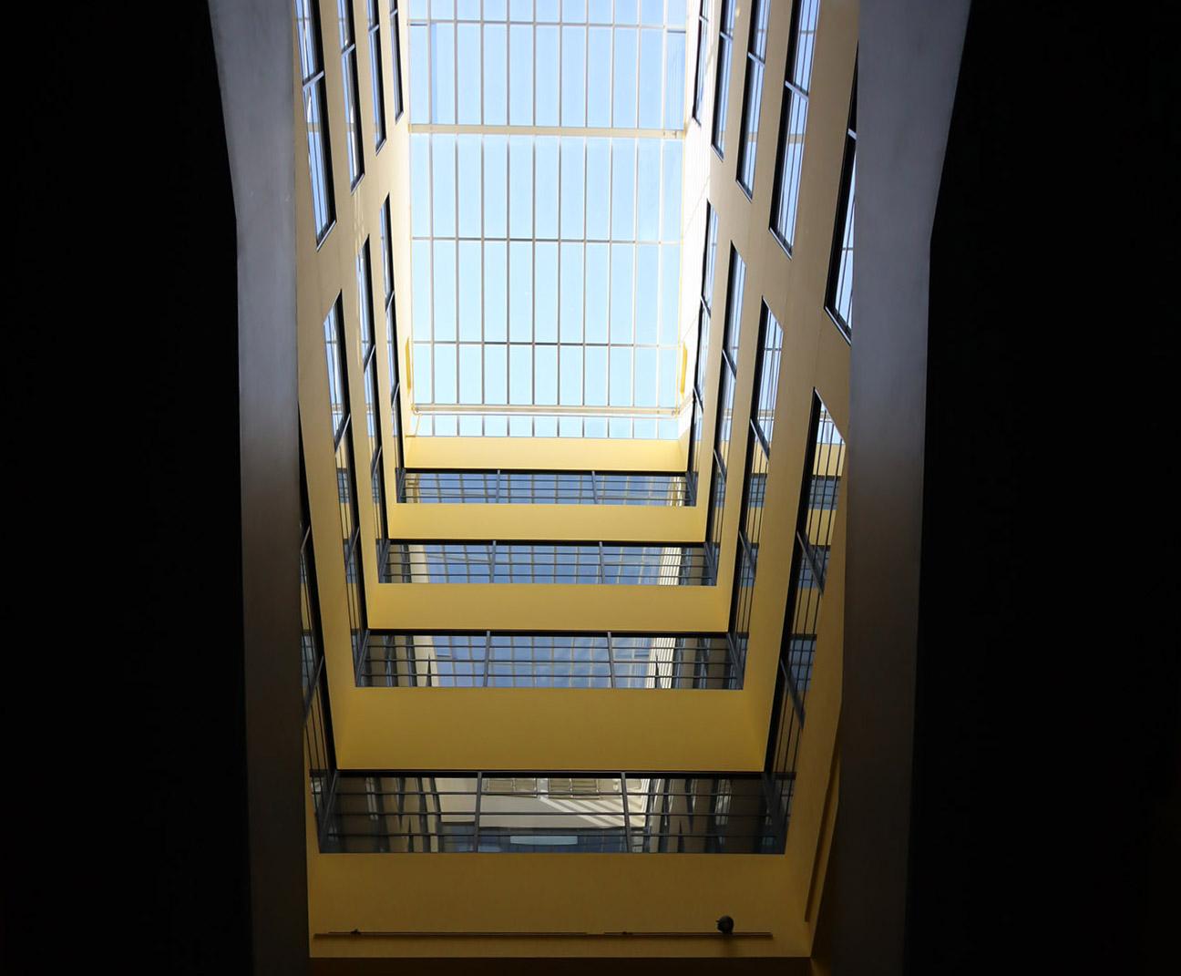 atrium sky court
