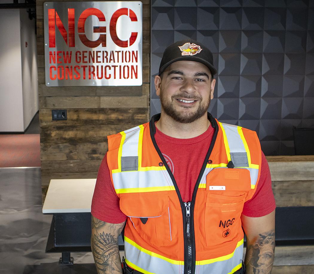 Jacob Adcock NGC Safety