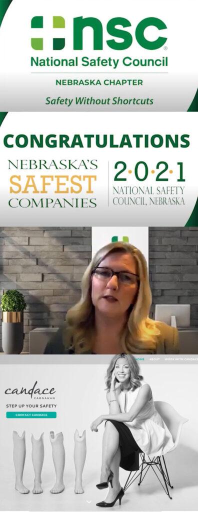 NSC eAwards Safest Companies Nebraska