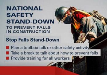 Stand-Down Prevent Falls