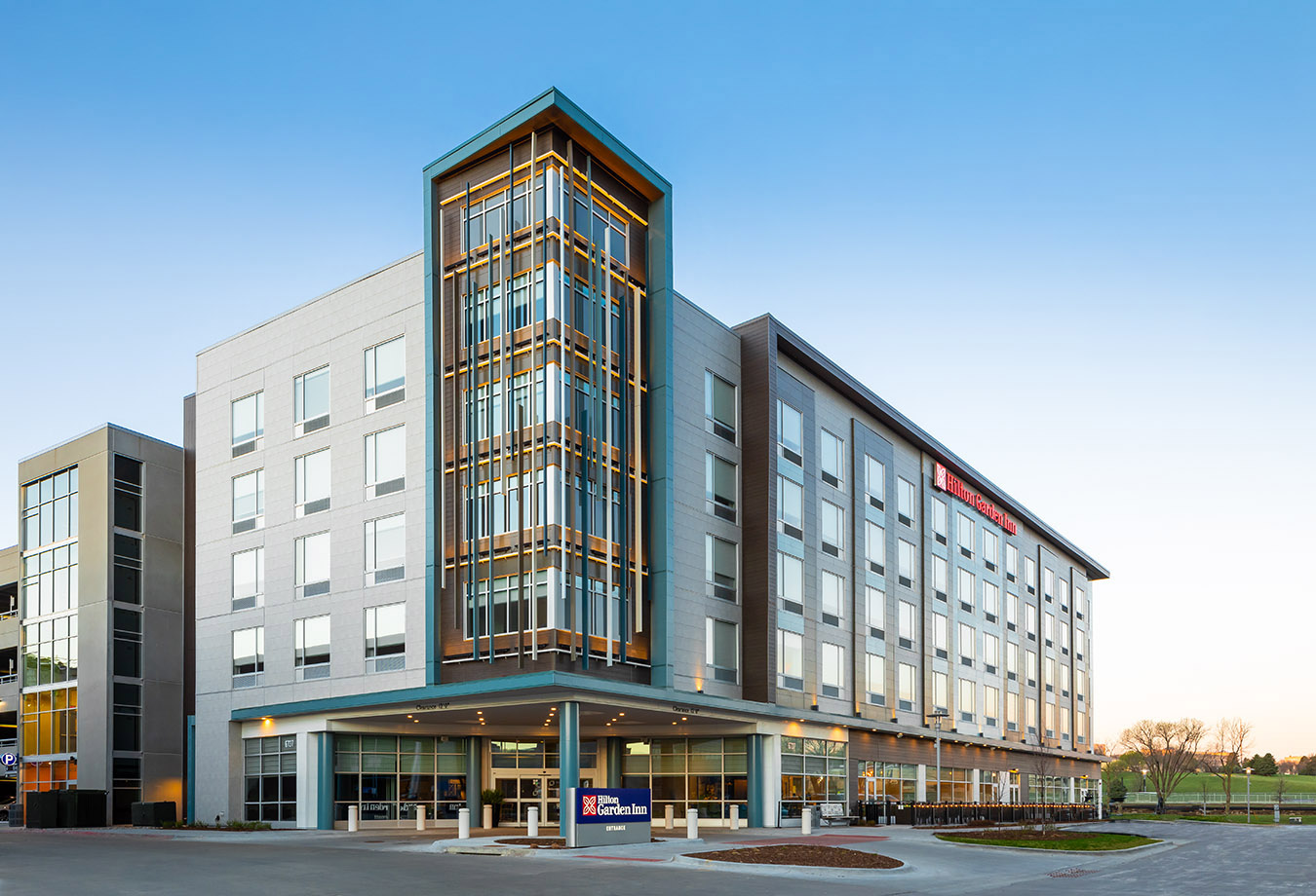 NGC's Hilton Garden Inn Askarben Omaha